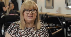 hear how The Stylista Institute have helped Margot solve her hair hair loss problems